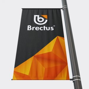 Brectus Bannerarm Stolpe 1