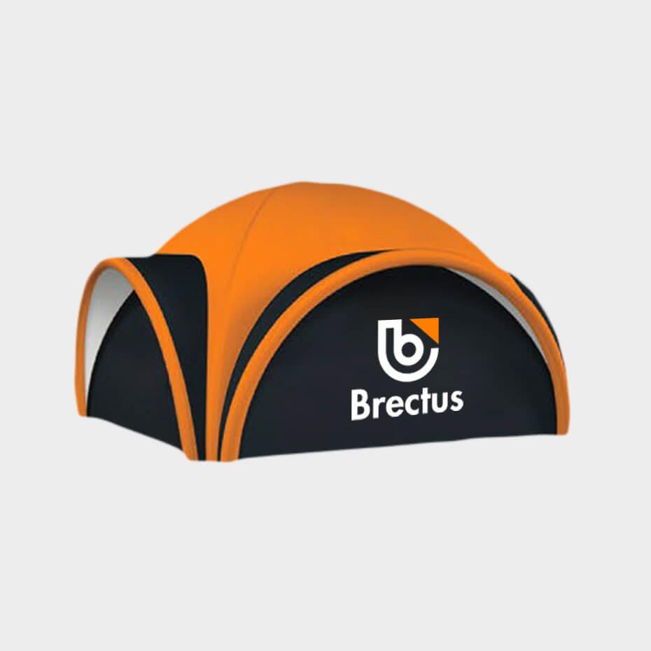 Brectus Oppustelig Quickup telt