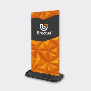 Brectus Skiltfot Plast
