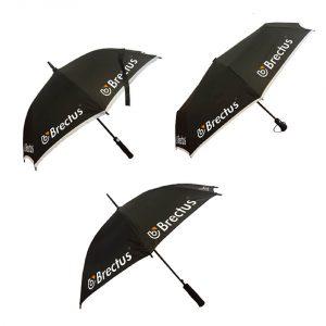 Paraply med tykk samlebilde