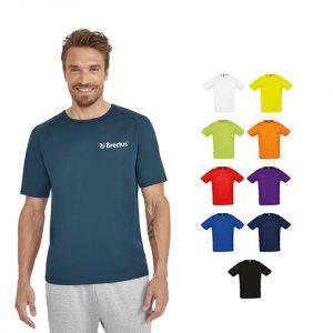 tshirt-sport- Med trykk