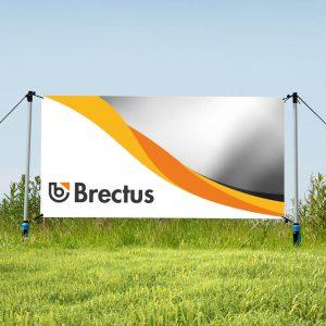 Brectus Bannerstand Stående
