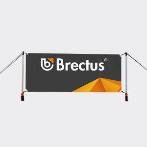 Brectus Bannerställ Stående 1