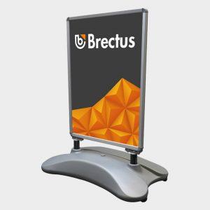 Brectus Gadeskilt Wind-Sign Basic