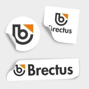 Brectus Klistremærker