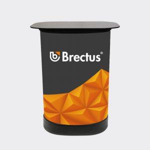 Brectus Messebord Transportkoffert, transportkasse