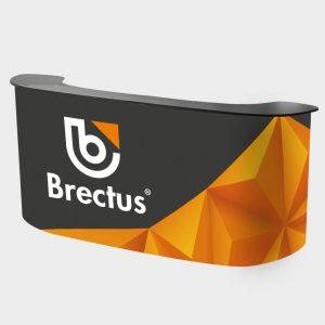Brectus Messedisk buet XL
